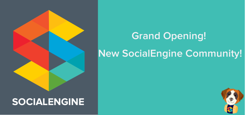 grand opening socialengine forum