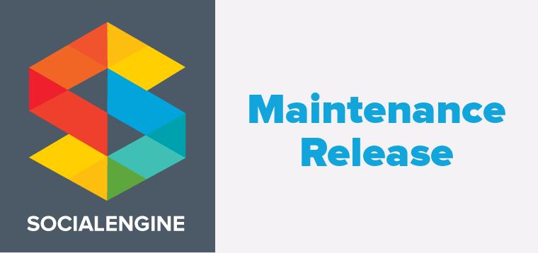 SocialEngine Maintenance Release
